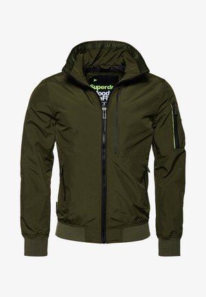 LEICHTE MOODY  - Blouson Bomber - green
