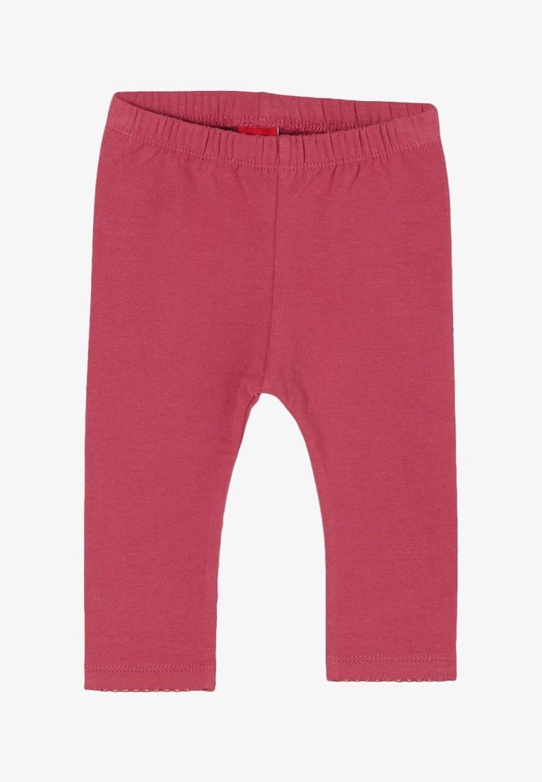 s.Oliver - Leggings - Trousers - pink melange