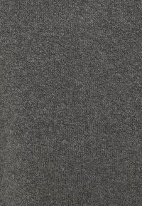 JDY - JDY BRILLIANT ROLLNECK - Abito in maglia - dark grey melange - 5