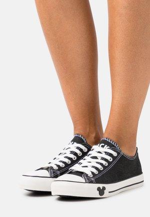DISNEY - Sneakers basse - black