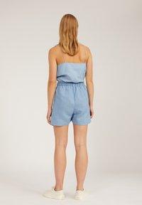 ARMEDANGELS - Denim shorts - foggy blue - 2