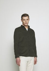 Selected Homme - SLHREGHENLEY CAMP - Overhemd - deep forest - 0