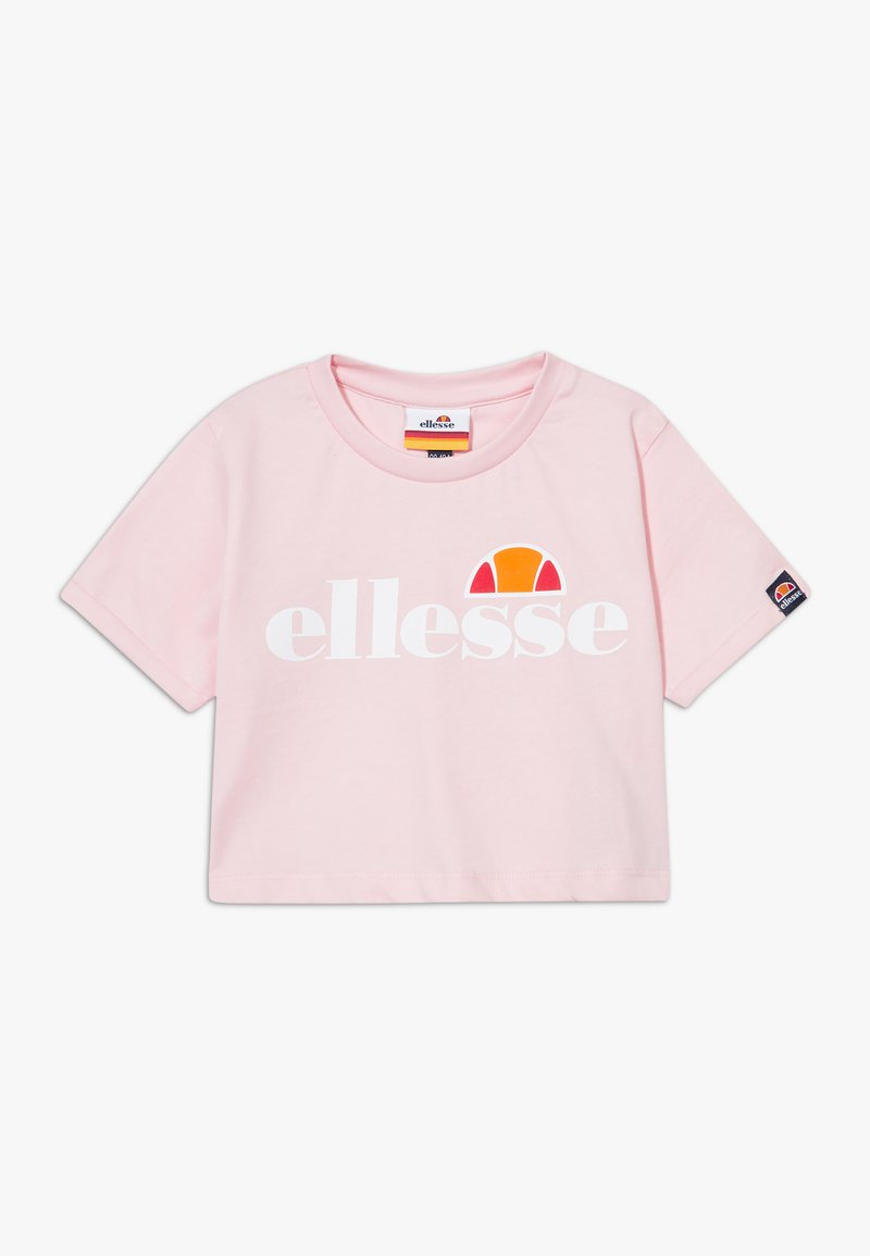 Ellesse - NICKY - Camiseta estampada - light pink