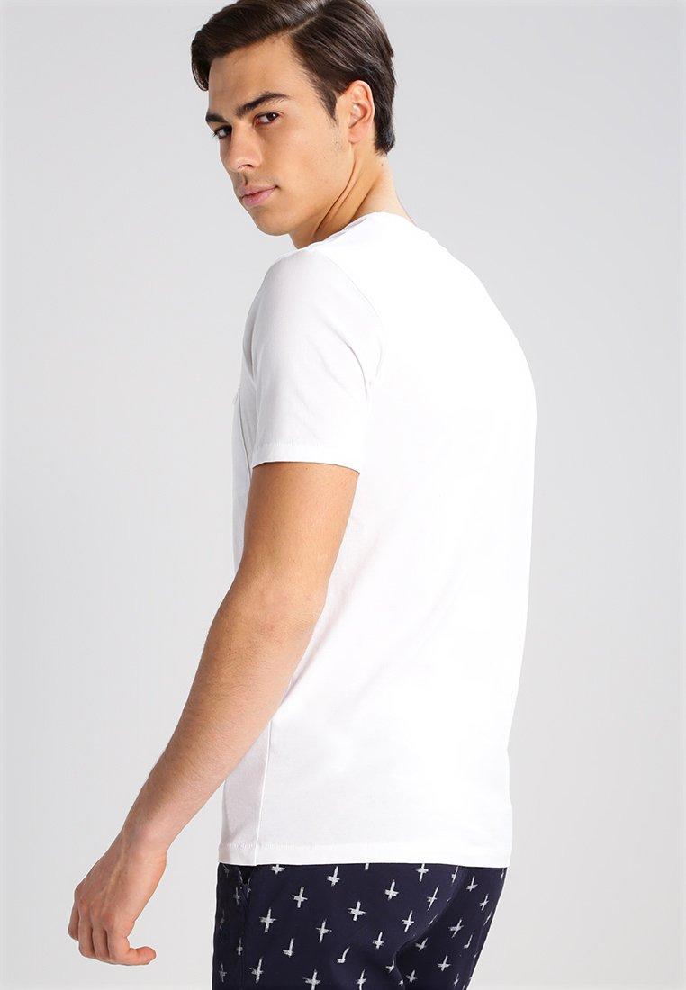 Minimum NOWA - Basic T-shirt - white hksso