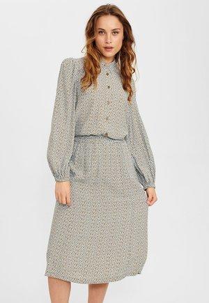 CECELIA  - Button-down blouse - cashmere blue