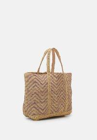 Vanessa Bruno - CABAS EXLUSIVE - Shopping bag - parme - 1