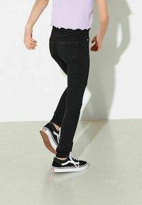 Kids ONLY - Slim fit jeans - black - 1