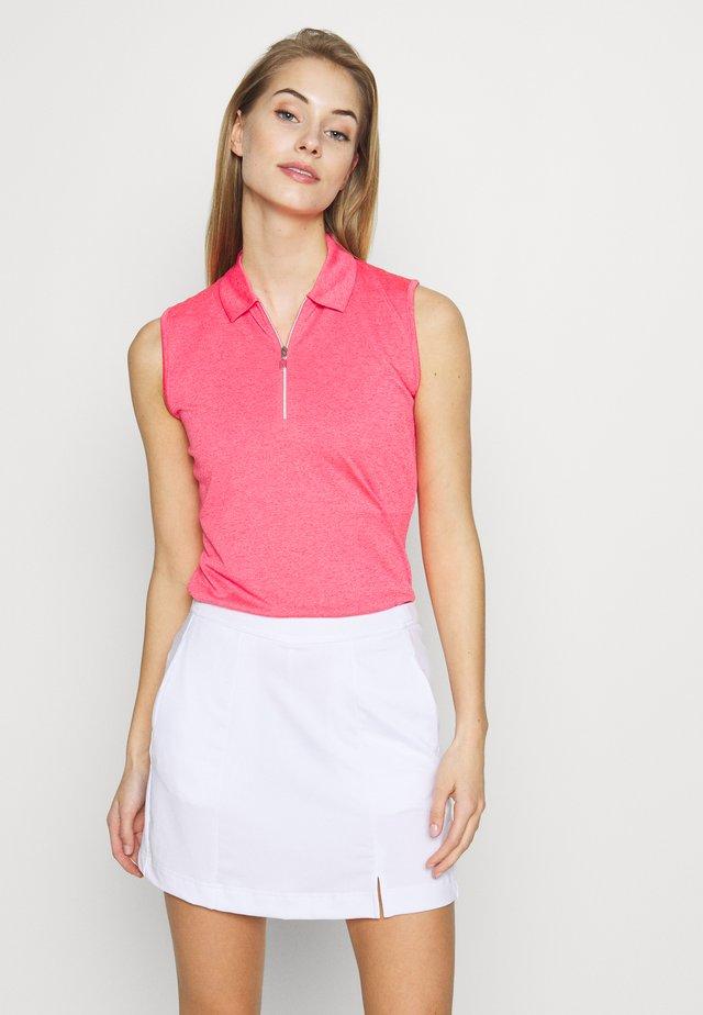 SLEEVELESS - T-shirt sportiva - camella rose heather