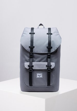 LITTLE AMERICA - Mochila - grey/black