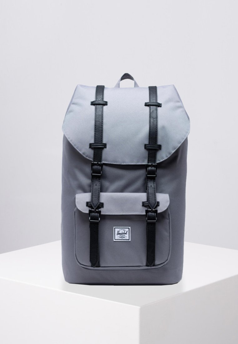 Herschel - LITTLE AMERICA - Tagesrucksack - grey/black