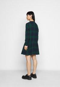 GAP Petite - Shirt dress - blackwatch - 2