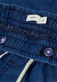 Name it - Shorts vaqueros - dark blue denim - 2