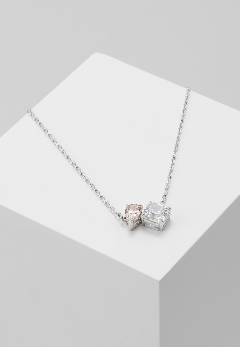 Swarovski - ATTRACT SOUL NECKLACE - Náhrdelník - fancy morganite