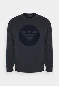 Emporio Armani - Sweatshirt - dark blue - 0