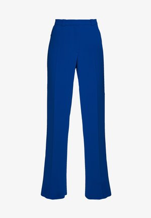TESSA TROUSERS - Trousers - medium blue