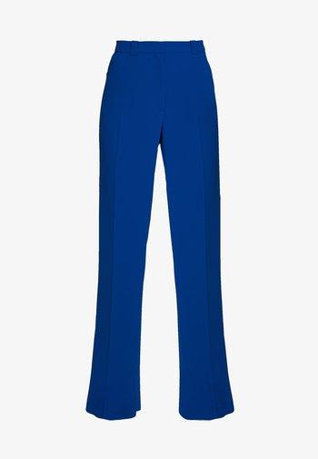 TESSA TROUSERS - Kalhoty - medium blue