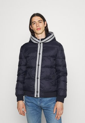 Winter jacket - blue ink