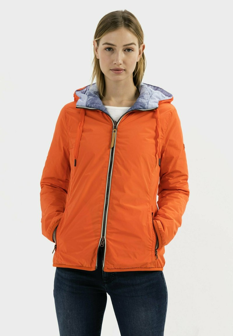 camel active - Light jacket - orange