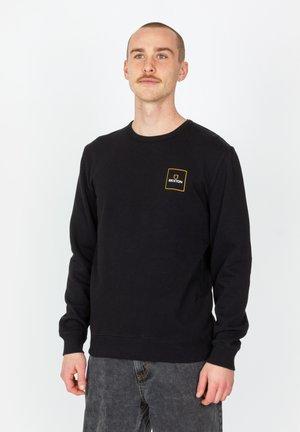 ALPHA SQUARE - Sweater - black