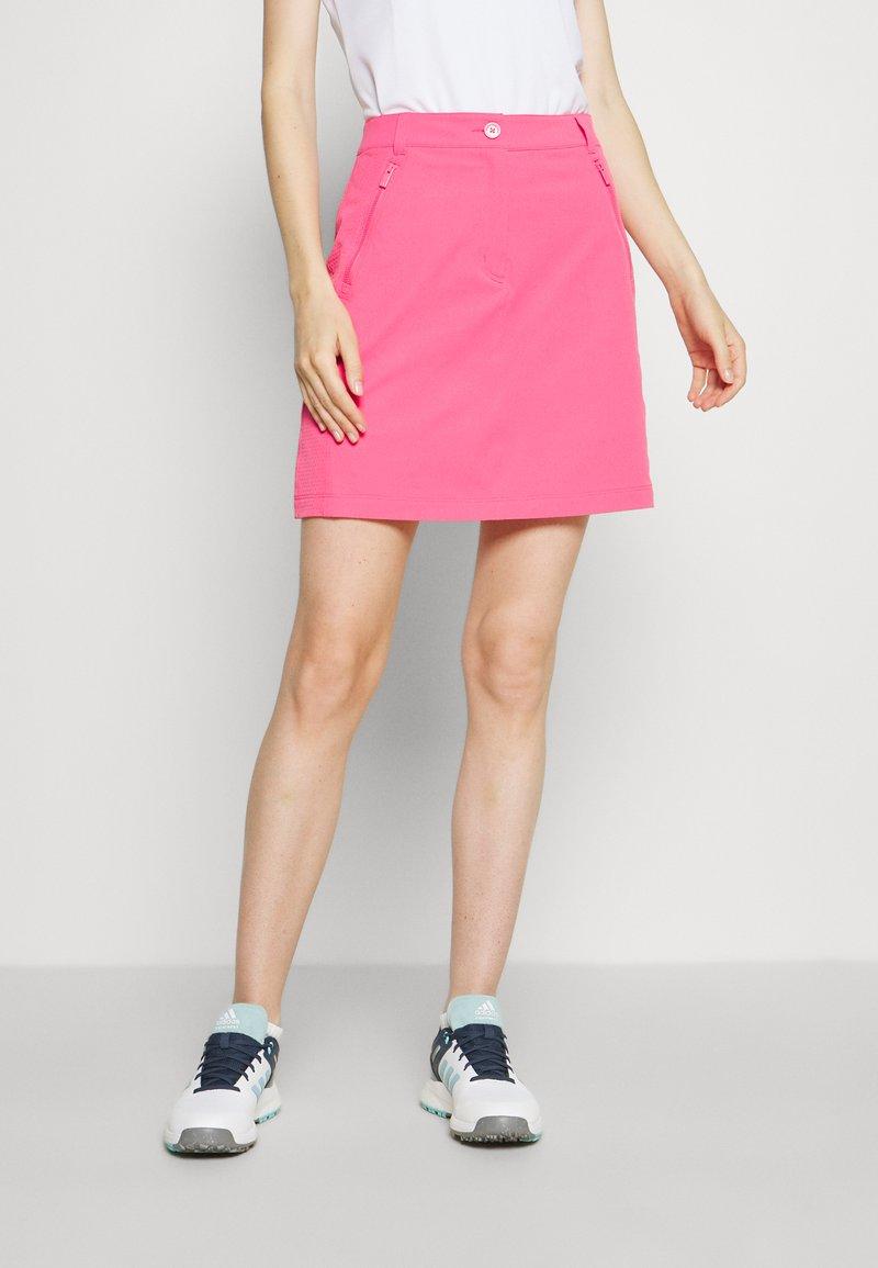 Calvin Klein Golf - ALLEN SKORT - Sports skirt - jete