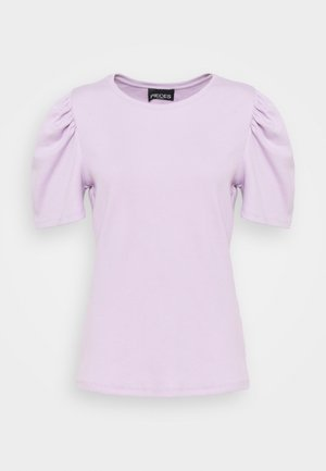 PCANNA - Basic T-shirt - orchid bloom