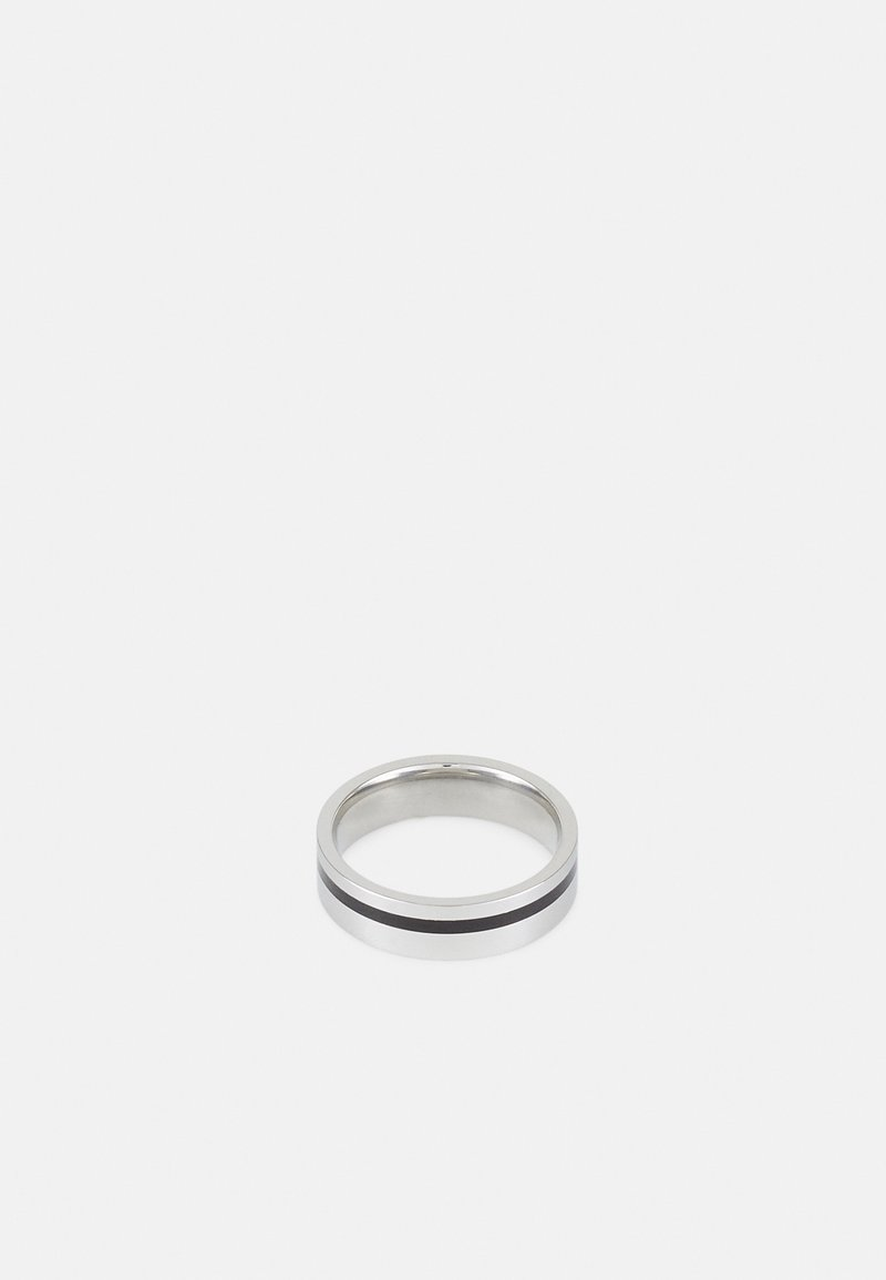 Icon Brand - BAND WITH BAND - Sormus - silver-coloured