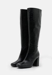 TWINSET - STIVALE TACCO ALTO - High heeled boots - nero - 2