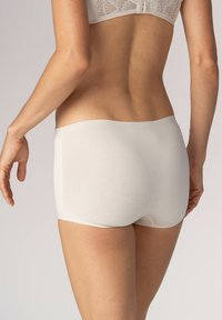 mey - SHORTS SERIE NATURAL SECOND ME - Pants - new pearl - 2