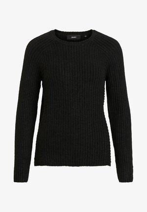 OBJNONSIA - Pullover - black