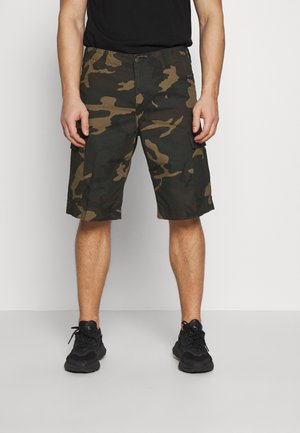 REGULAR CARGO COLUMBIA - Shorts - laurel rinsed