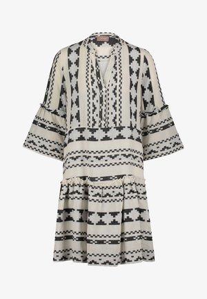Day dress - weiß/schwarz