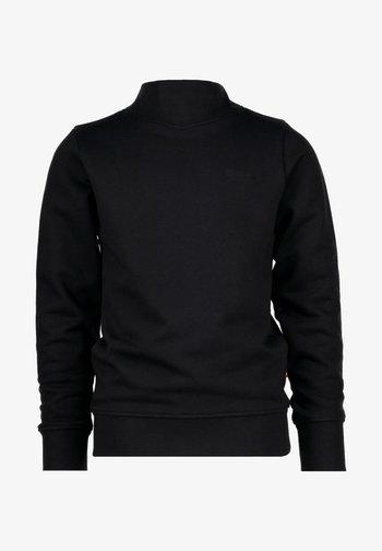 Sweatshirt - deep black
