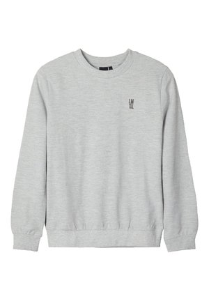 LMTD SWEATSHIRT LMTD-LOGO - Sweatshirt - light grey melange