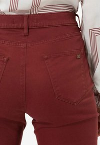 BRAX - STYLE MARY - Trousers - rosewood - 3