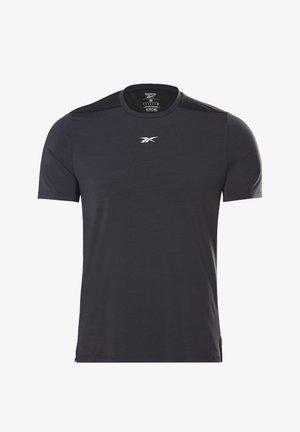 ACTIVCHILL MOVE  - T-shirt basic - black