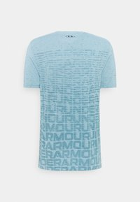 Under Armour - SEAMLESS WORDMARK - T-shirts print - breeze - 1