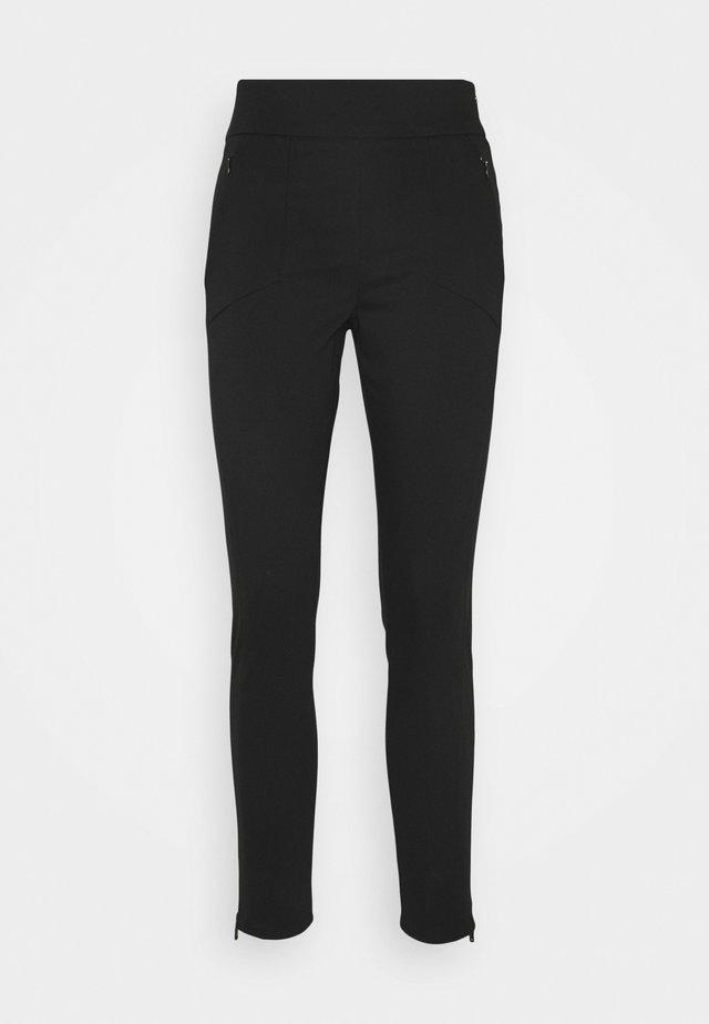TECHNO CASUEL PANT - Pantaloni - black