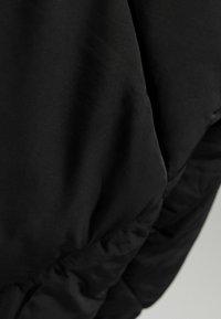 Bershka - Winter jacket - black - 5