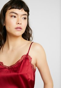 Mos Mosh - DITTE SINGLET - Toppe - red - 4