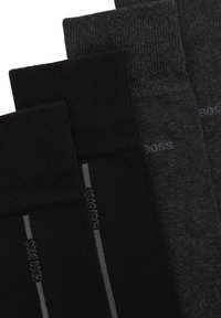BOSS - 2P RS - Chaussettes - anthracite - 2