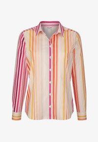 Alba Moda - Button-down blouse - orange/pink/sand - 5