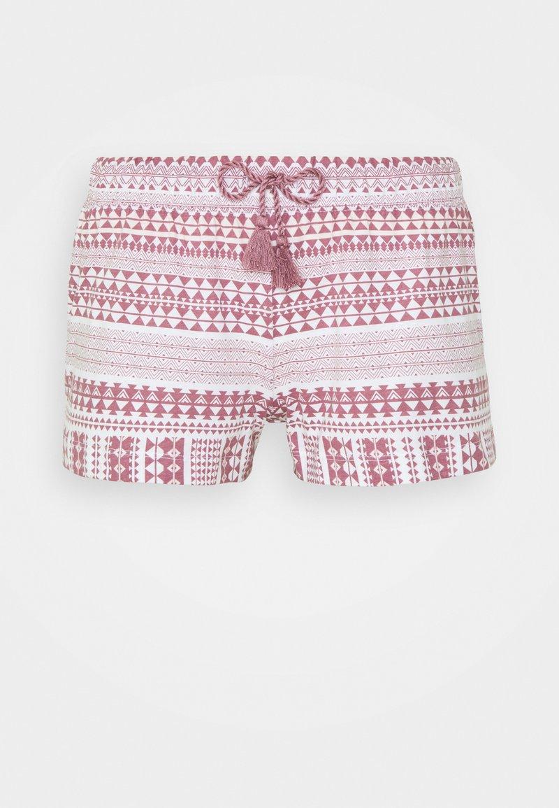 LASCANA - ETHNO - Pyjama bottoms - dusty rose
