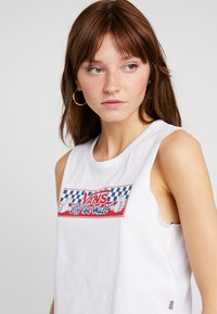 Vans - BMX MUSCLE TANK - Top - white - 4