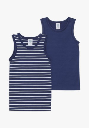 2 PACK  - Undershirt - true blue