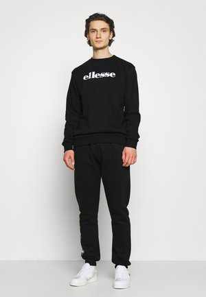 JAMA SET - Tracksuit - black