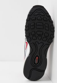Nike Sportswear - AIR MAX 97 UNISEX - Zapatillas - smoke grey/university red/white/grey fog - 5