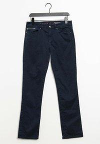 Esprit - Straight leg jeans - blue - 0
