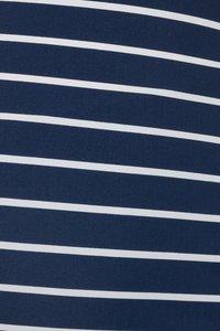 JoJo Maman Bébé - Badpak - navy white stripe - 4