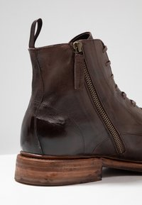 Cordwainer - Lace-up ankle boots - dark brown - 6