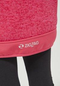 ZIGZAG - Zip-up hoodie - 4053 virtual pink - 7